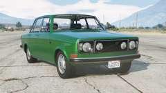 Volvo 144 de Luxe 1971 v1.1 для GTA 5