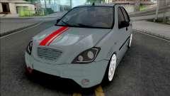 Saipa Tiba 2 Sport для GTA San Andreas