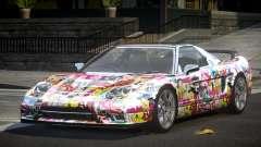 Honda NSX PSI-R L3 для GTA 4