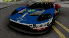 Ford GT Le Mans 2016-2019