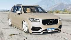 Volvo XC90 T8 R-Design 2016〡lowered〡add-on для GTA 5