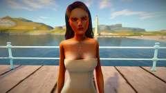 Daniela skin для GTA San Andreas