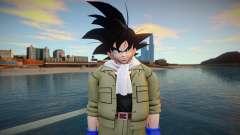 DBXV2 Goku Farmer для GTA San Andreas