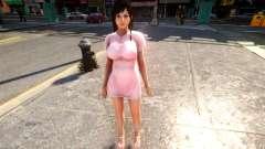 Hot Kokoro Nurse для GTA 4