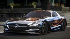 Mercedes-Benz SLS US S1 для GTA 4