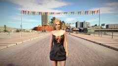 Christie Casual v4 для GTA San Andreas