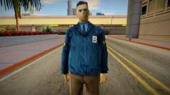 New FBI (good textures) для GTA San Andreas