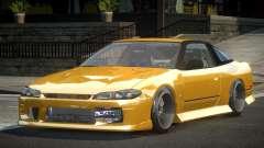 Nissan 240SX BS-S для GTA 4