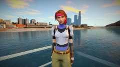Jessie Rasberry для GTA San Andreas