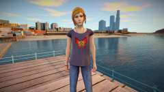 Chloe Price from Life Is Strange: Before the Sto для GTA San Andreas