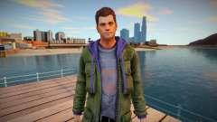 Peter Parker Spider-Man 2 для GTA San Andreas
