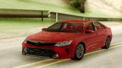 Toyota Camry V50 Exclusive для GTA San Andreas