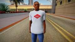 HD CJ 2016 для GTA San Andreas
