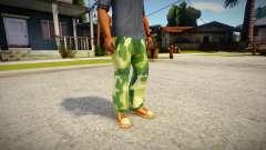 Camouflage Pants для GTA San Andreas