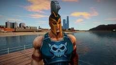 Marvel Future Fight - Ares для GTA San Andreas