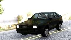 Audi Sport Quattro 1983 Black для GTA San Andreas