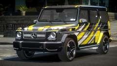 Mercedes-Benz G65 PSI S4 для GTA 4