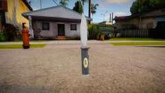 The Expendables Knife Skin mod для GTA San Andreas