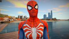 Spider-Man Advanced Suit для GTA San Andreas