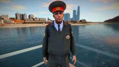 Сотрудник ППС v.2 для GTA San Andreas