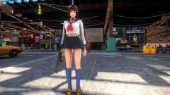 Naotora Ii Sailor School для GTA 4