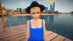 Marie Rose Casual v10 для GTA San Andreas