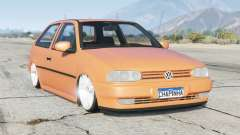 Volkswagen Gol Plus (G2) 1996〡lowered〡add-on для GTA 5