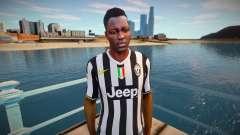 Kwadwo Asamoah для GTA San Andreas