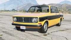 Volvo 144 Taxi 1971 v1.1 для GTA 5