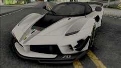 Ferrari FXX-K Evo для GTA San Andreas