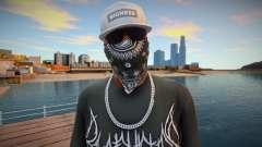 Skin from GTA Online V2 для GTA San Andreas