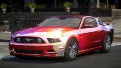 Ford Mustang GT BS-R L8 для GTA 4