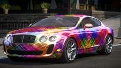 Bentley Continental U-Style L8 для GTA 4