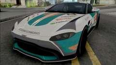 Aston Martin Vantage 2019 (Real Racing 3) для GTA San Andreas