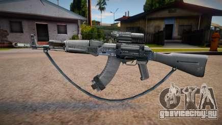 Ak47 Marck_delta для GTA San Andreas
