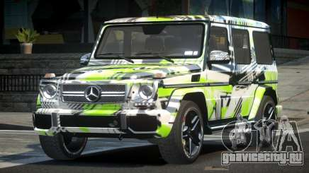 Mercedes-Benz G65 PSI S8 для GTA 4