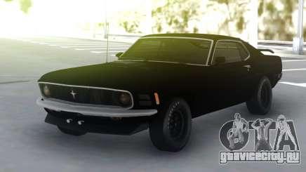 Ford Mustang 302 LP 1970 для GTA San Andreas
