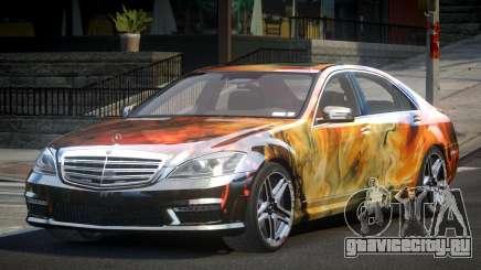 Mercedes-Benz S65 US S1 для GTA 4