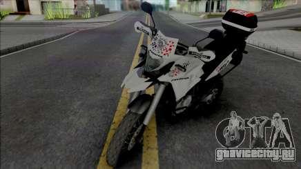 Honda XRE 300 2019 PMESP для GTA San Andreas
