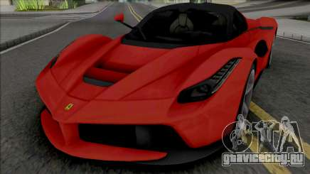 Ferrari LaFerrari [Fixed] для GTA San Andreas