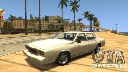 Tahoma SA для GTA 4