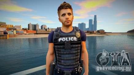 Danny Shaw - NFS Heat для GTA San Andreas