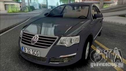 Volkswagen Passat (Romanian Plates) для GTA San Andreas