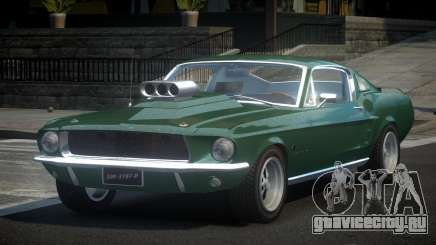 Ford Mustang Old SP Tuned для GTA 4