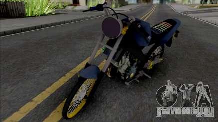 Yamaha Vixion Old Herex для GTA San Andreas