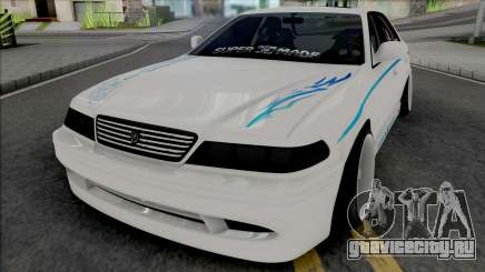 Toyota Mark II JZX100 SuperMade для GTA San Andreas