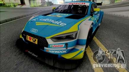 Audi RS5 DTM Robin Frijns для GTA San Andreas