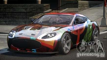 Aston Martin Zagato BS U-Style L2 для GTA 4