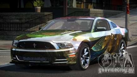 Ford Mustang 302 SP Urban S6 для GTA 4