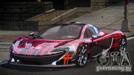 McLaren P1 US S9 для GTA 4